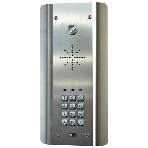 ASKP Standalone Stainless Architectural Basic Keypad - ASME Store - Access & Security Middle East