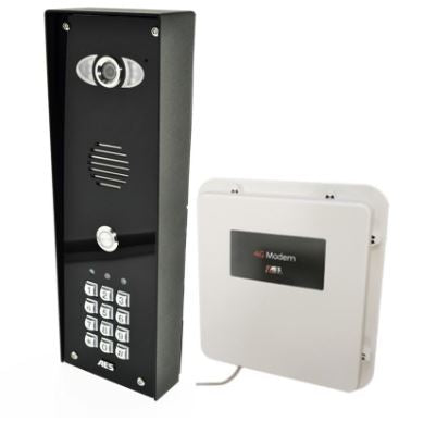PRE2-4GE/IMPK Imperial With Keypad 1 Button 4G GSM Video Intercom - ASME Store - Access & Security Middle East