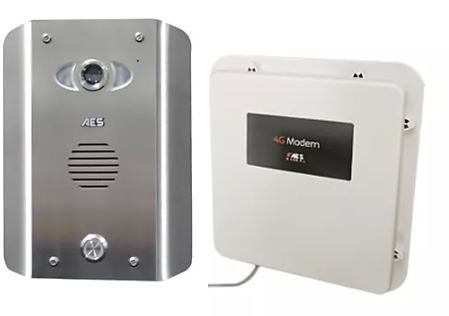 PRED2-WIFI-AS - Architectural wifi intercom (all stainless design) Wifi Predator Mark 2 - ASME Store - Access & Security Middle East