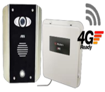 PRE2-4GE/AB Architectural 1 Button 4G GSM Video Intercom - ASME Store - Access & Security Middle East