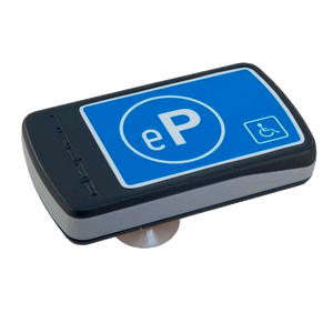 SENSIT EPL Device - The SENSIT E-Parking License (EPL) is an electronic in-vehicle parking license that ensures the legitimate use of parking bays. - ASME Store - Access & Security Middle East