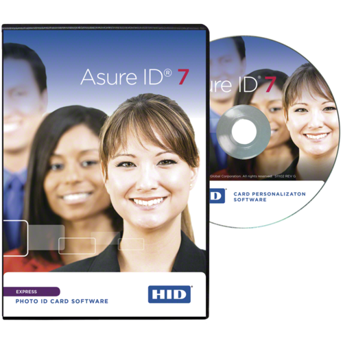Asure ID Enterprise 7 user allows multiple workstations to share a common database over a network. The advanced, yet intuitive, card design processes provide a