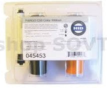 FARGO DTC C50 ECO - YMCKO Refill Ribbon w/ Cleaning Roller (EE) - 250 images. - ASME Store - Access & Security Middle East