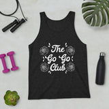 """The Gogo Club"" Unisex Tank Top"