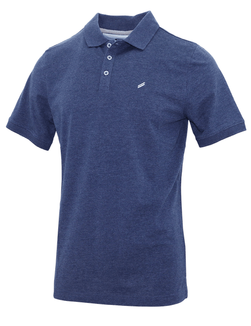 Blue T-Shirt Polo