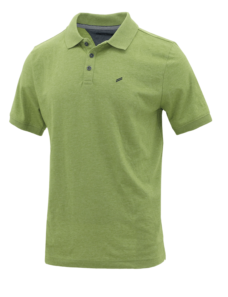 Green T-Shirt Polo