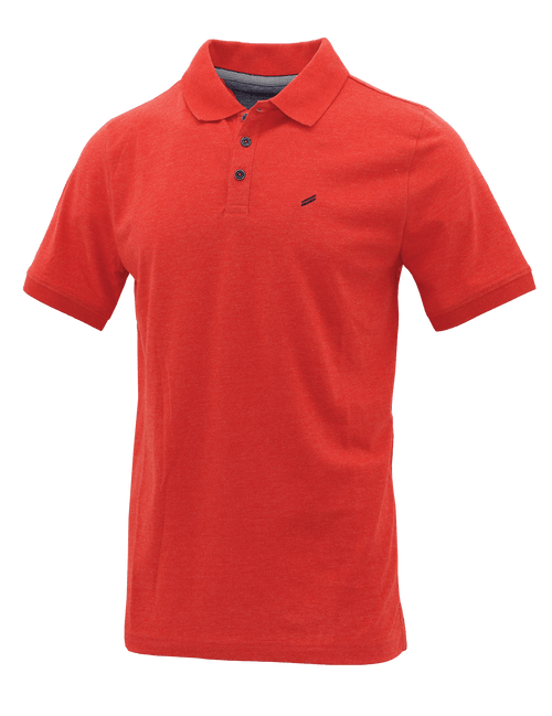 Red T-Shirt Polo