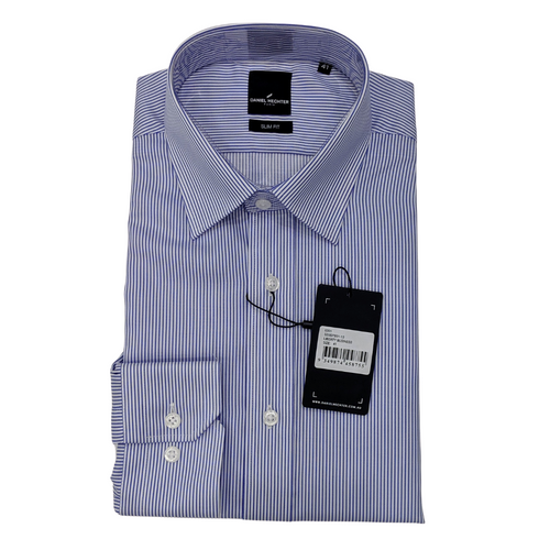 Liberty Business Blue Stripe Shirt
