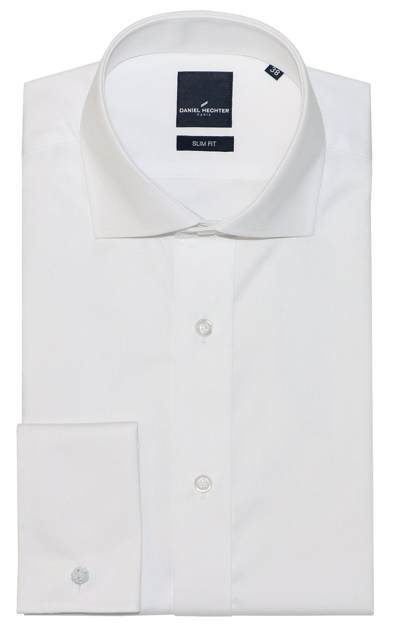 Jacque French 5WT White Shirt