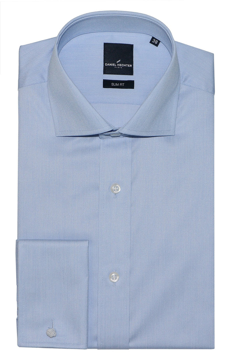 Jacque French 5WT Blue Shirt