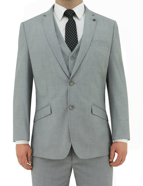 Bond Grey Suit Jacket