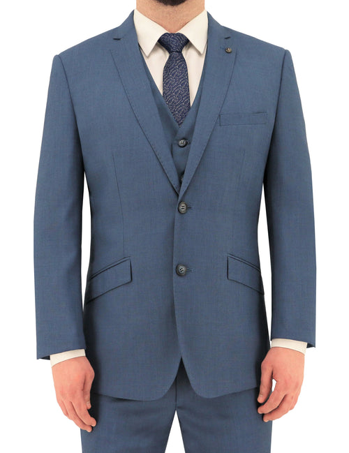 Bond Blue Suit Jacket