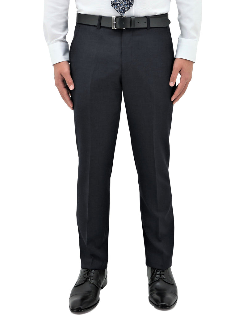 Lyon 704 Navy Wool Trouser
