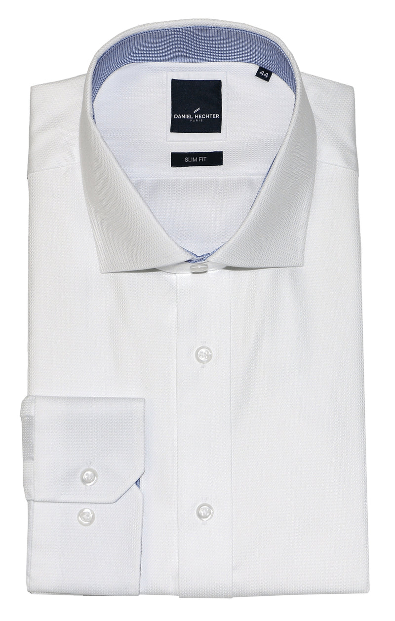 Jacque Business 300 White Shirt