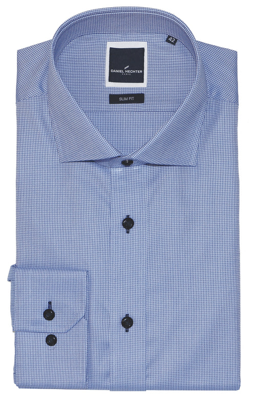 Jacque Business 301 Blue Shirt