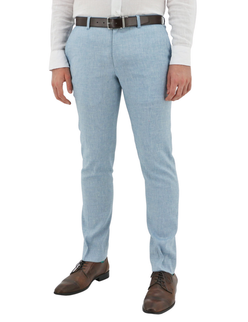 Edward Buggy Blue Trouser