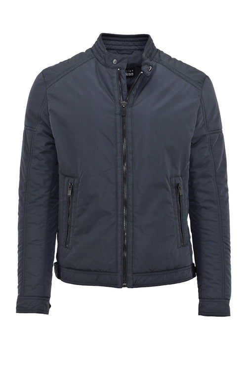 Norman Navy Jacket