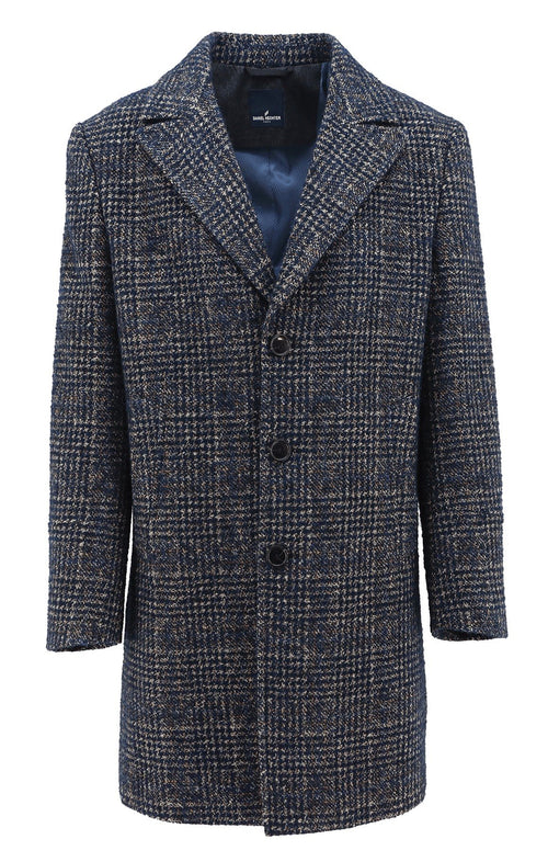 Alfred Check Coat
