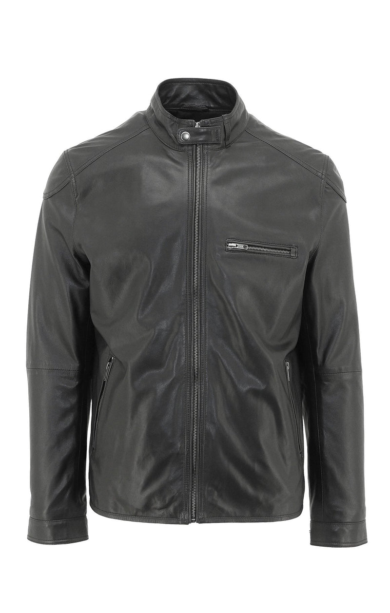 Cyclone Leather Jacket - L