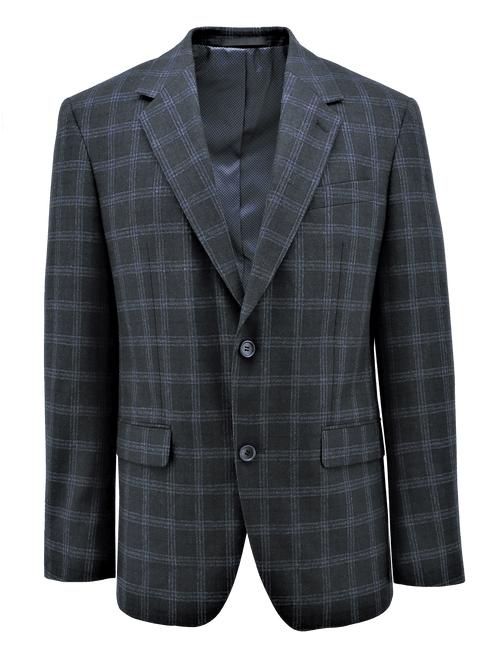 Ritchie Midnight Check Sports Jacket