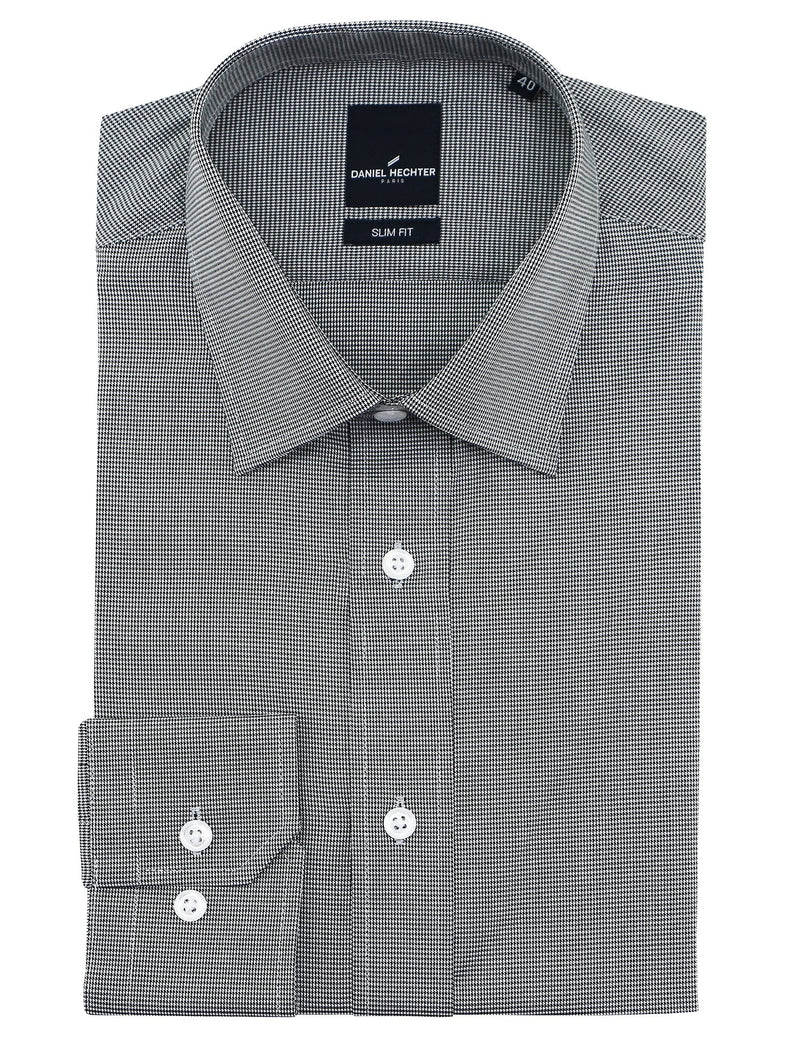 Liberty Business Houndstooth Shirt