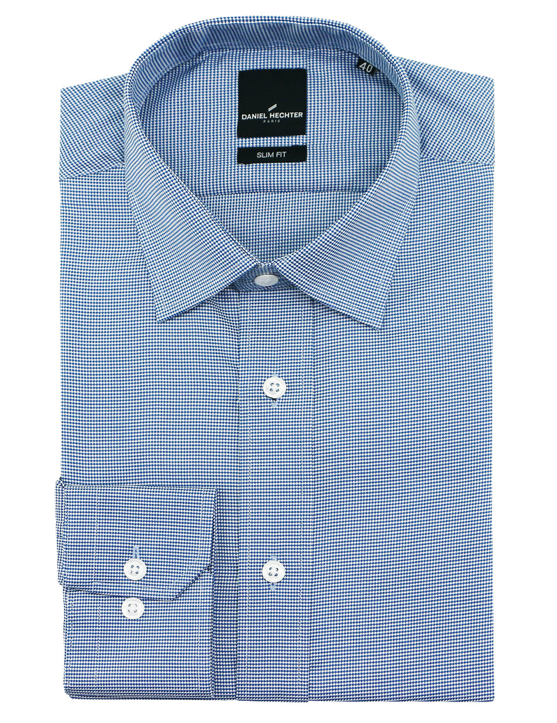 Liberty Business Light Blue Arrow Shirt