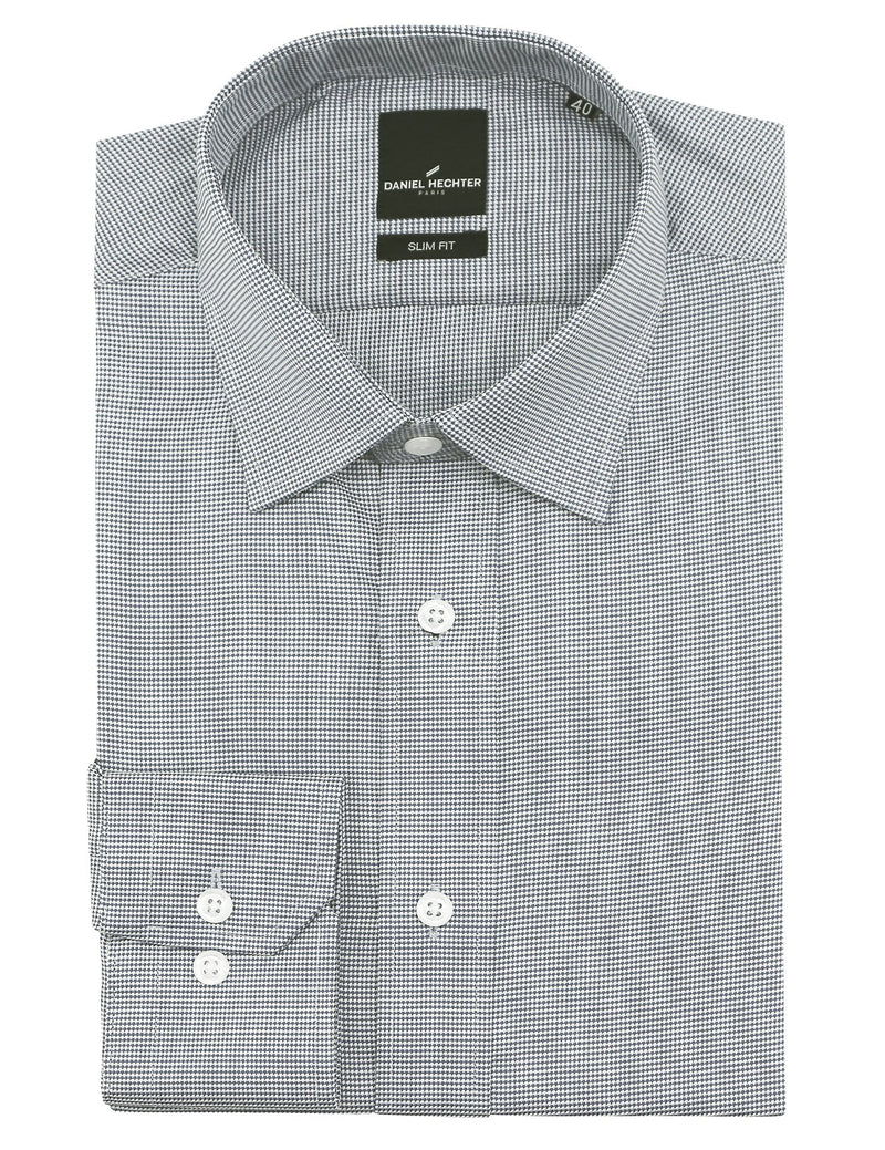 Liberty Business Grey Arrow Shirt