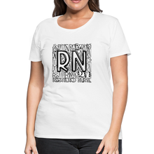 Load image into Gallery viewer, RN T-shirt - white