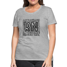 Load image into Gallery viewer, RN T-shirt - heather gray