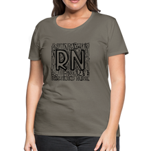 Load image into Gallery viewer, RN T-shirt - asphalt gray