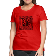 Load image into Gallery viewer, RN T-shirt - red