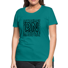 Load image into Gallery viewer, RN T-shirt - teal