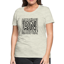 Load image into Gallery viewer, RN T-shirt - heather oatmeal
