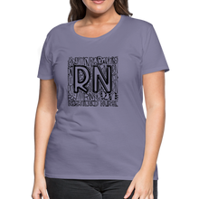 Load image into Gallery viewer, RN T-shirt - washed violet