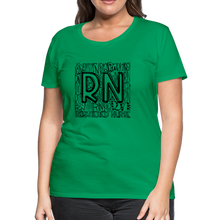 Load image into Gallery viewer, RN T-shirt - kelly green