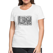 Load image into Gallery viewer, LPN T-Shirt - white