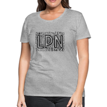 Load image into Gallery viewer, LPN T-Shirt - heather gray