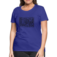 Load image into Gallery viewer, LPN T-Shirt - royal blue