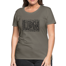 Load image into Gallery viewer, LPN T-Shirt - asphalt gray