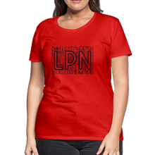 Load image into Gallery viewer, LPN T-Shirt - red