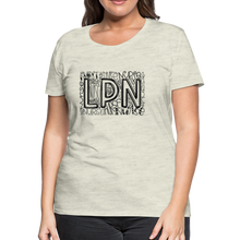Load image into Gallery viewer, LPN T-Shirt - heather oatmeal