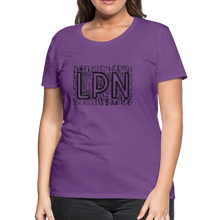 Load image into Gallery viewer, LPN T-Shirt - purple