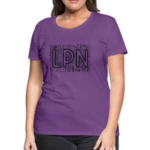 LPN T-Shirt - purple
