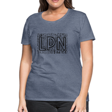 Load image into Gallery viewer, LPN T-Shirt - heather blue