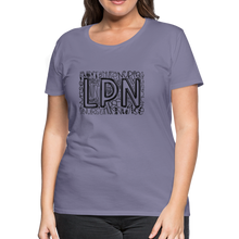 Load image into Gallery viewer, LPN T-Shirt - washed violet