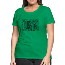 Load image into Gallery viewer, LPN T-Shirt - kelly green