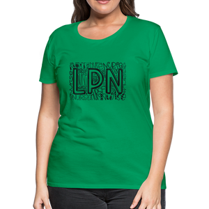 LPN T-Shirt - kelly green