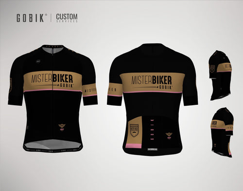 Maillot CX PRO ARMY Black - misterbiker-2020