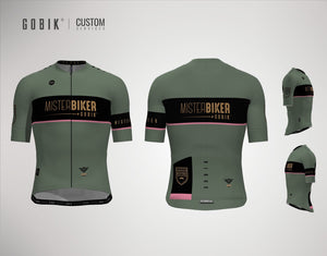 Maillot CX Pro ARMY Military - misterbiker-2020