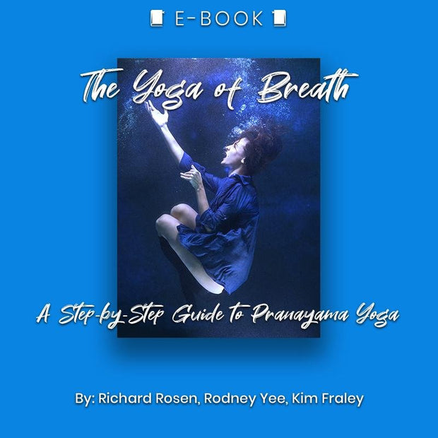 The Yoga of Breath: A Step-by-Step Guide to Pranayama Yoga eBook - eBook - Chakra Galaxy